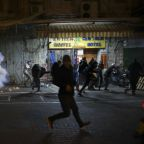 Israeli police arrest dozens in night of chaos in Jerusalem