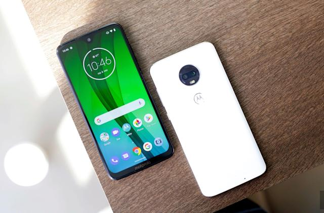 With the Moto G7 family, Motorola has a midrange phone for everyone
