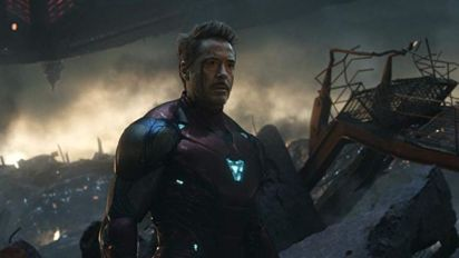 Iron Man's heart-breaking final thought revealed