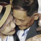 AP Explains: Reunions of war-split Korean kin are emotional