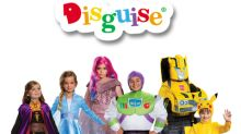 Disguise Transforms Halloween Into a Fun and Frightful Holiday With Halloween Costumes for Kids and Adults