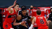 Looking to snap nine-game skid, Thunder visit Raptors