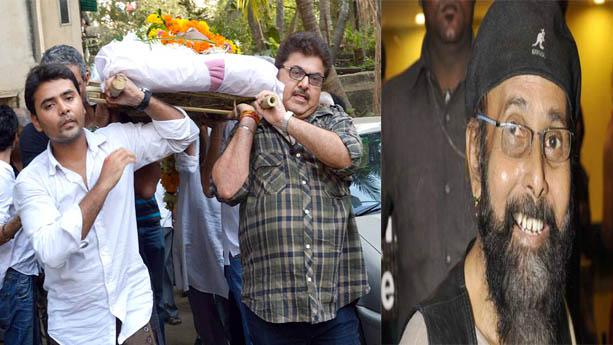 Lensman of the stars, Jagdish Mali's funeral