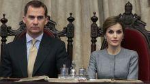 "Felipe VI y Letizia: ""Divorcio inminente"", según la prensa alemana"