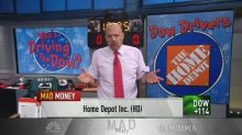 Cramer breaks down the Dow's top 10 drivers from last qua...