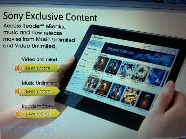 Sony's S1 Android Tablet is the Tablet S, due to arrive in early September