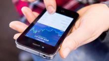 Sparen mit Onlinetransaktion für Wertpapierdepots