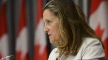 加拿大不退縮 中國外交部再施壓