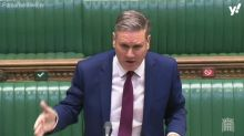 Outraged Keir Starmer demands Boris Johnson backtracks on claim he supported 'IRA-condoning Corbyn'