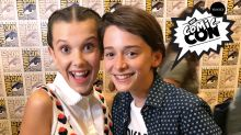 'Stranger Things' Takes Over Comic-Con: See the Stars, the Props, and the Cosplay