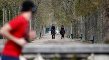 The city where jogging and cycling have been banned