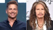 Rob Lowe Says Steven Tyler Played a Role in His Sobriety: 'He's a Big Part of Who I Am Today'