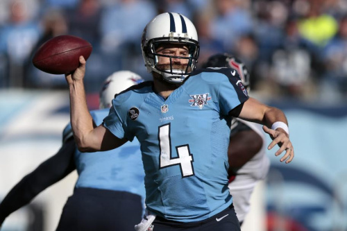 Ryan Fitzpatrick: Titans have released veteran QB