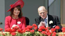 Carol Middleton verzichtet wegen Prinz Philip auf PR-Coup