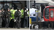 Teenager arrested in Dover in connection with London tube bombing