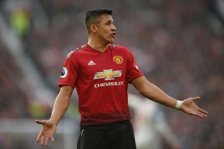 Not my fault: Alexis Sanchez believes his failure at Manchester United was due to a lack of game time