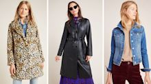Anthropologie's offering 20% off knitwear and outerwear: Shop our best picks