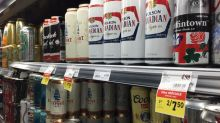 Aluminum tariffs turn off some potential 'buck a beer' brewers