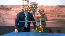 AeroVironment Collaborating with NASA's Jet Propulsion Laboratory to Build First Drone - the Mars Helicopter - to Fly on Mars