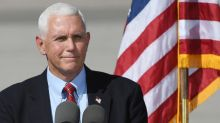 Pence's office says he's healthy, but won't explain why he canceled trip to vote in Indiana