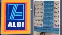 Aldi removing item from shelves after mum calls out 'big stuff up'
