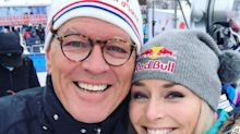 Lindsey Vonn's father wasn't entirely impressed with his daughter's bronze medal