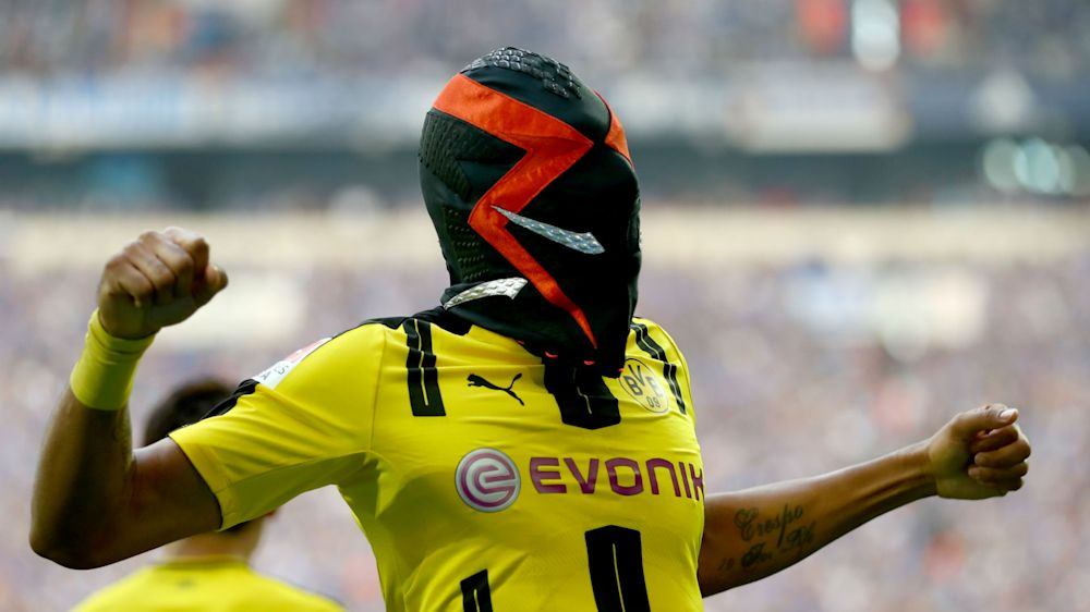 'Aubameyang a mix of craziness and professionalism' - Schmelzer salutes Dortmund team-mate