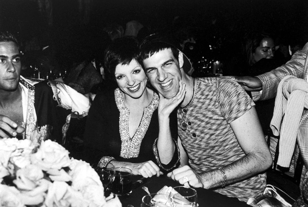 Singer Liza Minnelli and makeup man Kevyn Aucoin in 1992. (Photo: The LIFE Images Collection/Getty Images)