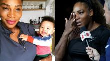 Serena reveals incredible moment with daughter after US Open final