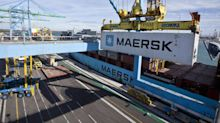 European markets close lower amid geopolitical uncertainty; Moller-Maersk up 2.8%