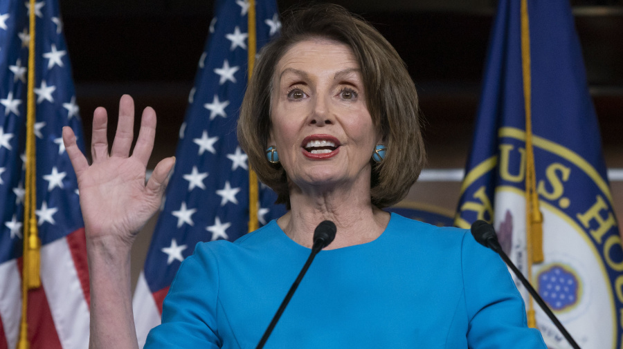 Pelosi counters new push to impeach Trump