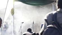 The Latest: Mnangagwa calls attack 'cowardly,' urges unity