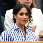 Meghan Markle Responds To Report That She Bullied Royal Aides