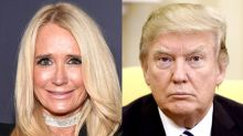 Kim Richards Once Went on a Date With Donald Trump