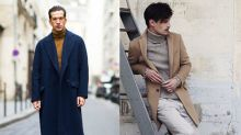 冬日必備高領毛衣!5種穿搭法:連三天穿同件也能風格多變!