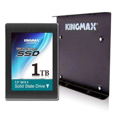 Sub-$1500 Kingmax 1TB SSD spotted in Japan