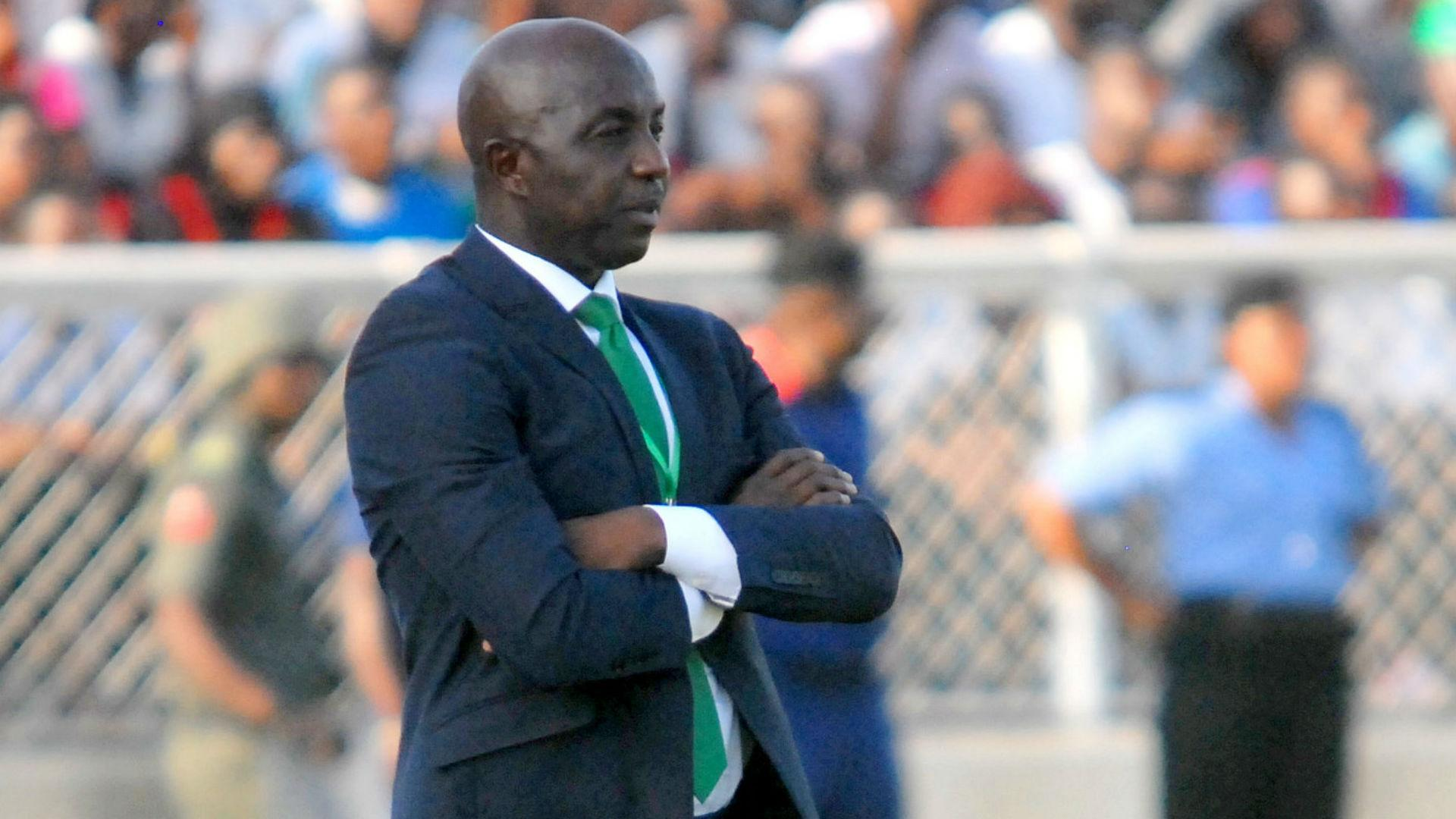 Samson Siasia vows to clear name after Fifa ban