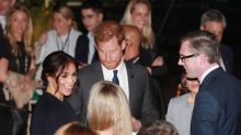 Meghan Markle is the height of elegance in Stella McCartney at Invictus Games opening ceremony