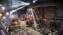Wider Image: World's biggest metals factory gives Kazakh town a life of its own