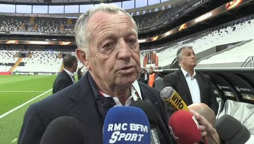 """Aulas: """"On respecte complètement les décisions de l'UEFA"""""""