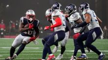 Report: Sony Michel (foot) may not be ready for Week 1
