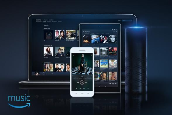Amazon Music Unlimited now available in the UK from £8 a month