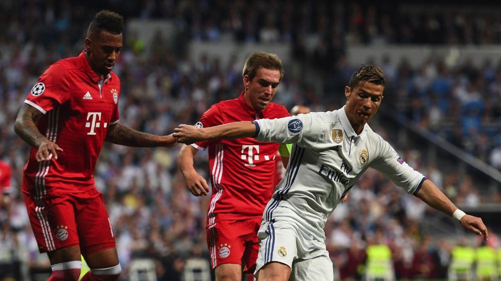 """Bayern Münchens Philipp Lahm: """"Leider ein bisschen Pech gehabt"""""""