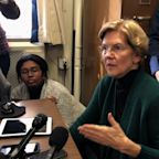 Warren on impeachment inquiry: 'Let's do it'
