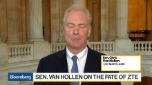 Sen. Van Hollen Sees 'Absolutely No Reason' to Let ZTE Off the Hook