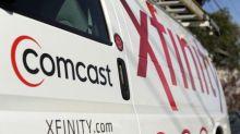 Comcast Stock Rises 3%