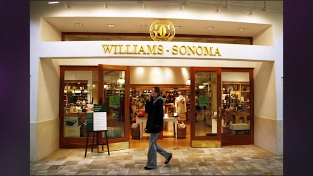 Williams-Sonoma 2nd Quarter Profit Up On Strong Sales