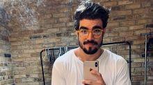 """Caio Castro afirma que sua conta no Instagram vale mais de R$ 4,5 bi: """"Um tesouro na mão"""""""