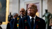 Trump aides frustrated president won't pay respects to civil rights leader John Lewis
