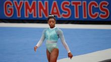 Simone Biles Becomes First Woman To Win 5 U.S. All-Around Titles